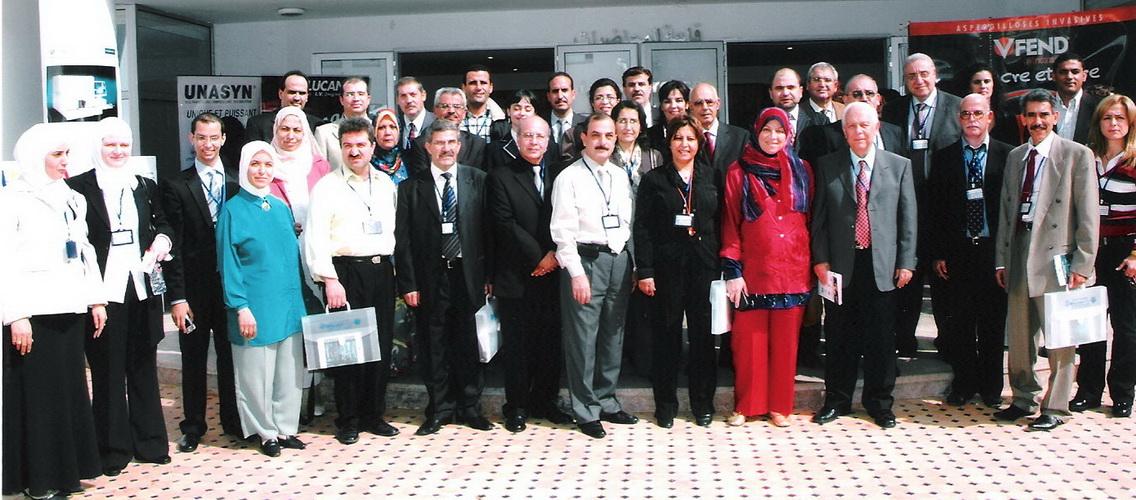 ère Journée Scientifique et 6ème Congrés Panarabe 2008
